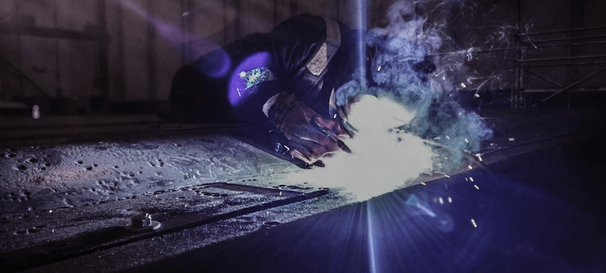 Hythe Marine Services bespoke welding services